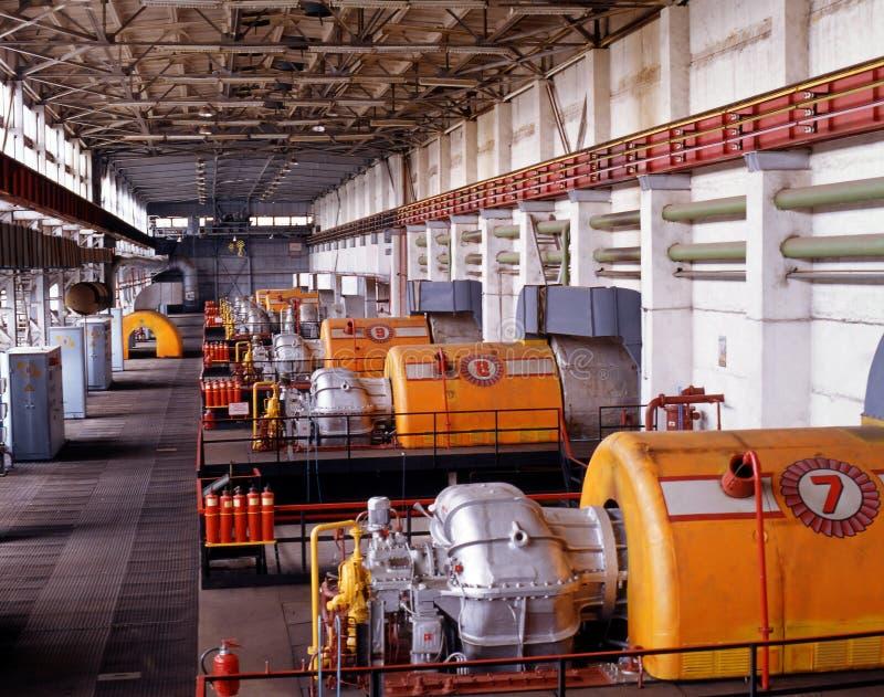 天然气产业 库存图片
