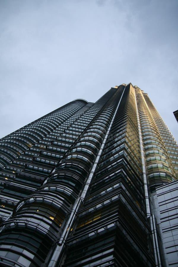 天然碱一个塔,马来西亚 库存照片