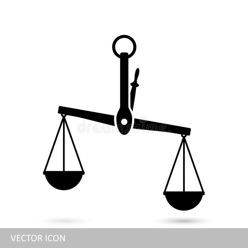 天秤座象 重量传染媒介象  皇族释放例证