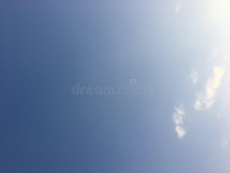 天空在泰国 图库摄影