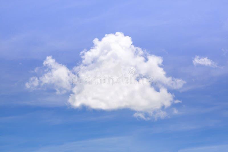 天空多云自然 免版税库存图片