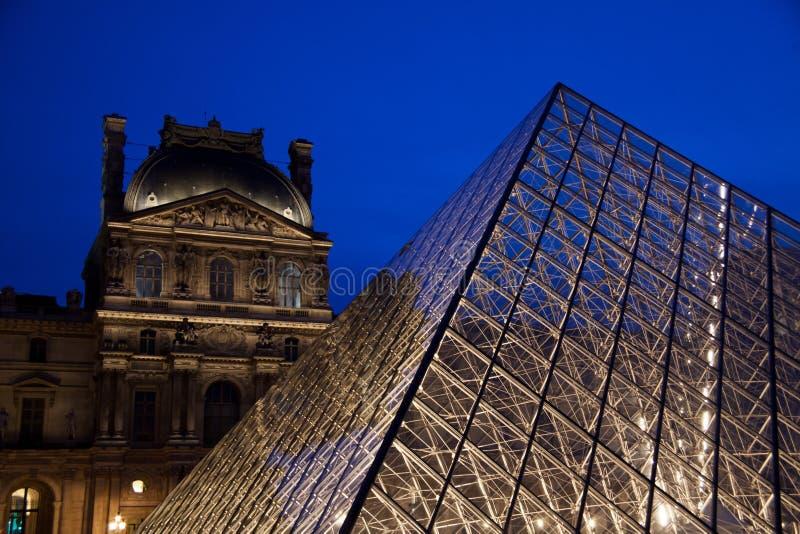 天窗在巴黎 库存图片