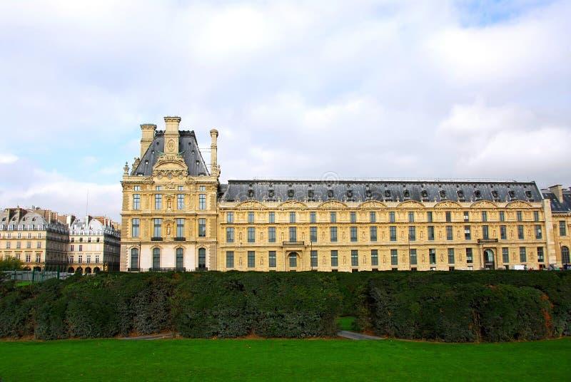 天窗巴黎 免版税图库摄影