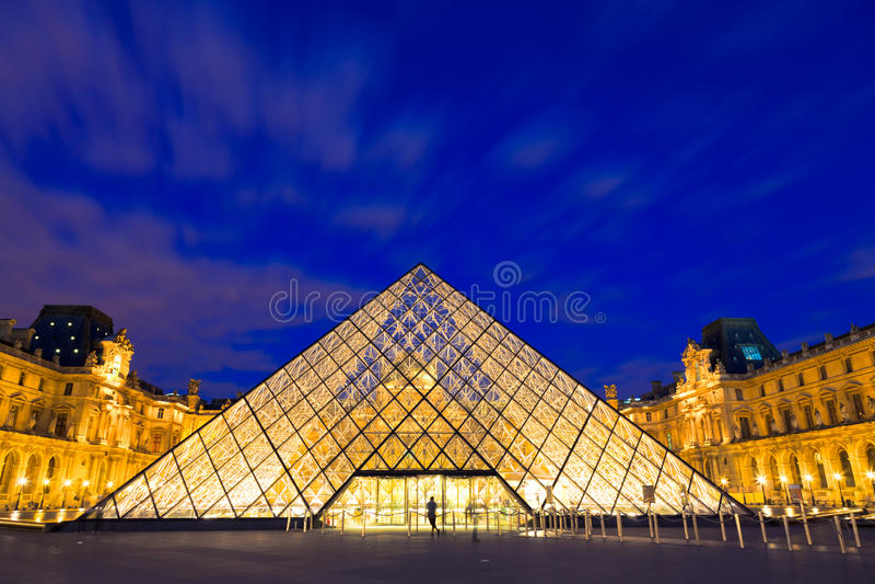 天窗巴黎 免版税库存图片