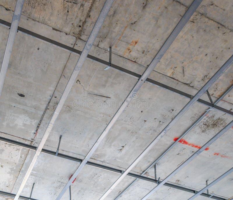 天花板框架 免版税库存照片