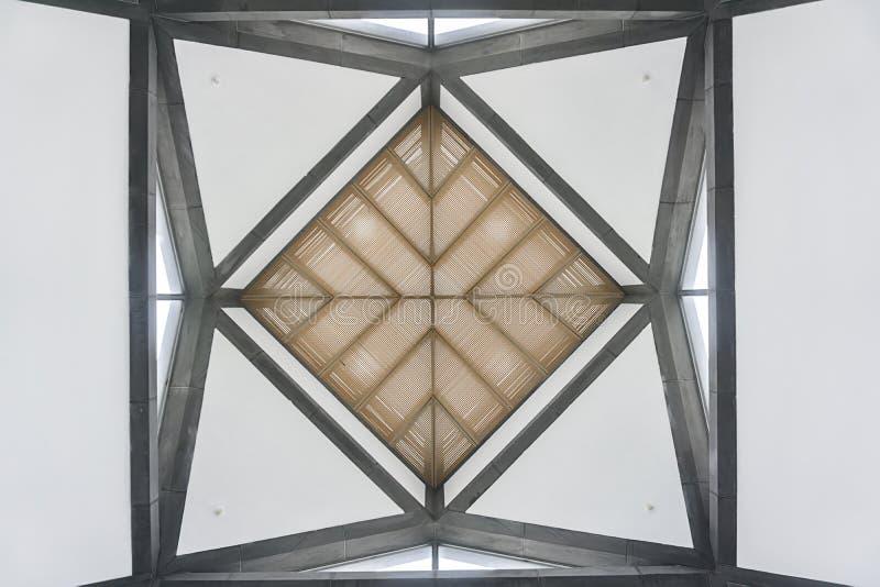 天花板 免版税库存照片