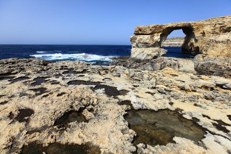 Download 天蓝色的窗口 库存图片. 图片 包括有 天空, 马尔他, 旅行, 蓝色, 马耳他, 天蓝色的, 岩石, 石头 - 30337955