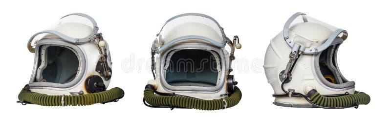 太空帽 库存照片