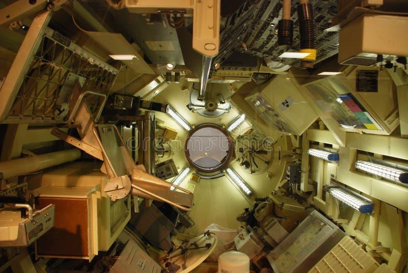 太空舱 库存图片