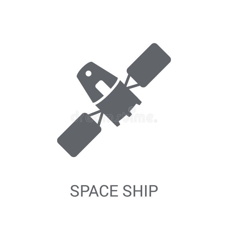 太空船象  皇族释放例证