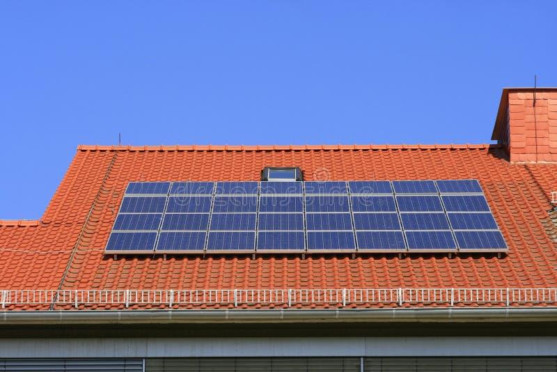 太阳的安装 免版税库存图片