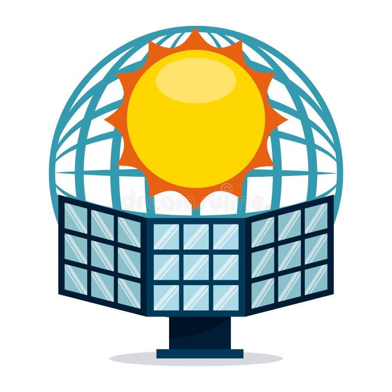 Download 太阳能 向量例证. 插画 包括有 要素, 例证, 可延续, 图象, 符号, 回收, 次幂, 世界, 想法 - 59100425