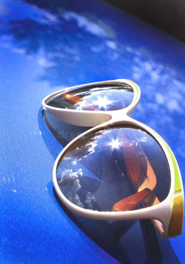 太阳镜 免版税图库摄影