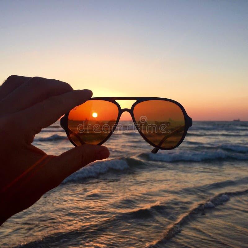 太阳镜 图库摄影