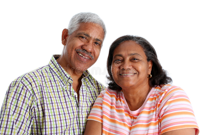 夫妇前辈 图库摄影