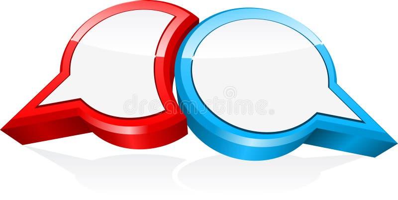 Download 夫妇图标演讲 库存例证. 插画 包括有 没人, 图标, 消息, 设计, 想法, 标签, 动画片, 例证, 框架 - 15695908