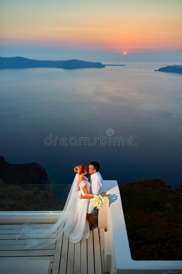 夫妇婚礼年轻人 库存照片