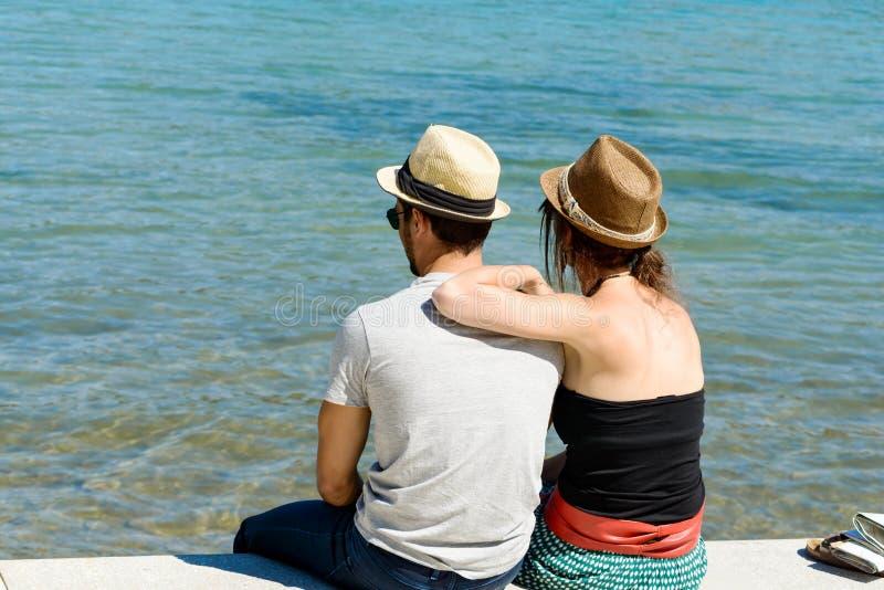 夫妇支持看法, 库存照片