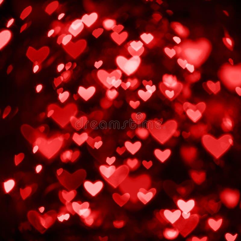 夫妇日例证爱恋的华伦泰向量 库存图片