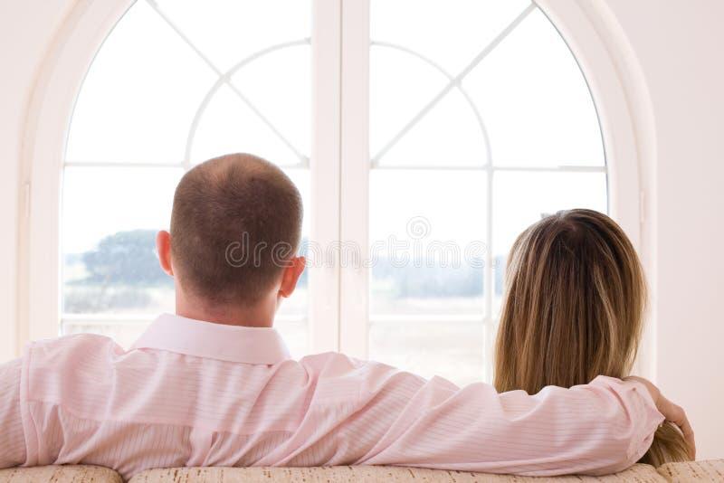 夫妇自由 图库摄影
