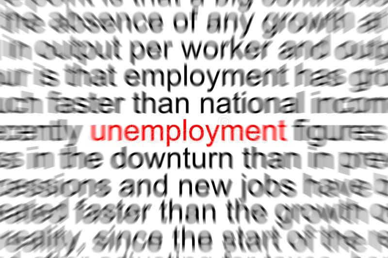 失业 库存图片