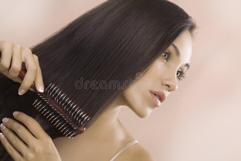 头发 免版税图库摄影