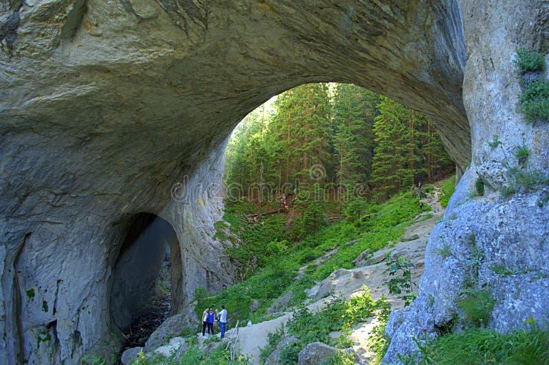 奇妙桥梁保加利亚 库存图片