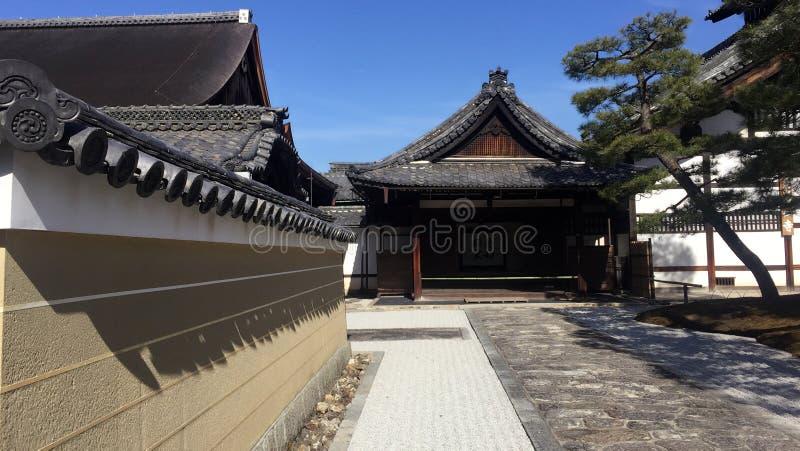 奈良寺庙公园 免版税库存照片
