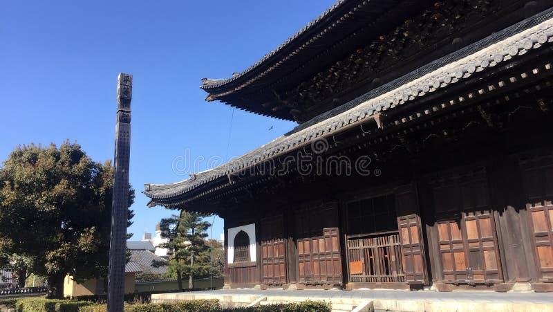 奈良寺庙公园 免版税库存图片