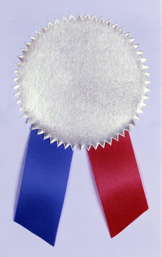 奖丝带 免版税图库摄影