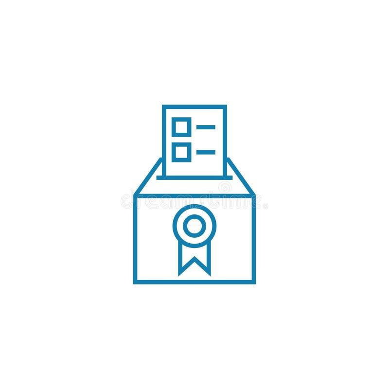 奖励线性象概念通知  奖励线传染媒介标志,标志,例证通知  皇族释放例证