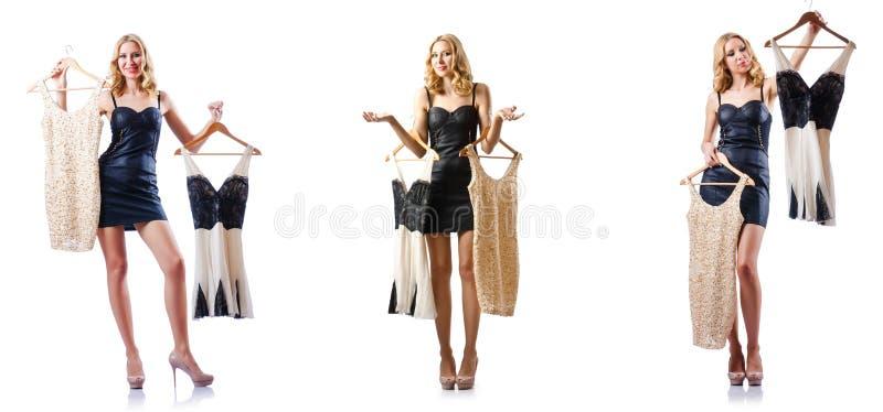 Download 套与尝试新的衣物的妇女的照片 库存图片. 图片 包括有 衣裳, 综合, 查出, 女性, 编译, 拼贴画, 不同 - 72364779