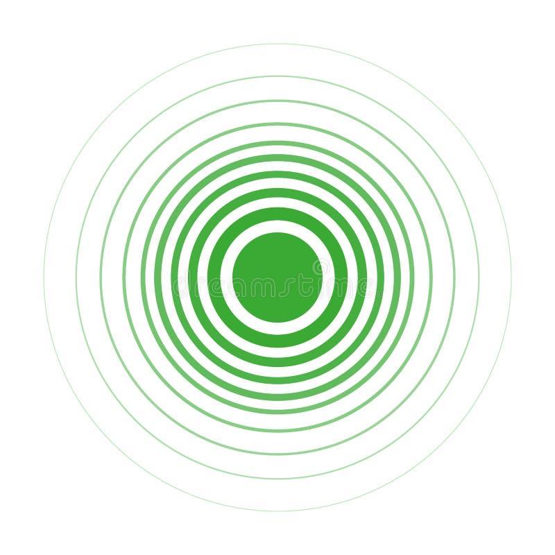 套使用略图杂文圈子的传染媒介手拉的圈子排行 乱画圆商标设计元素 向量例证