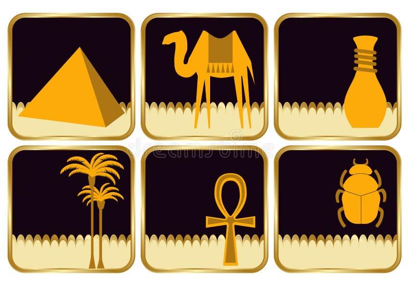 Download 套埃及的平的象 向量例证. 插画 包括有 图标, 向量, 骆驼, 符号, 艺术, 旅游业, 要素, 例证 - 59108569