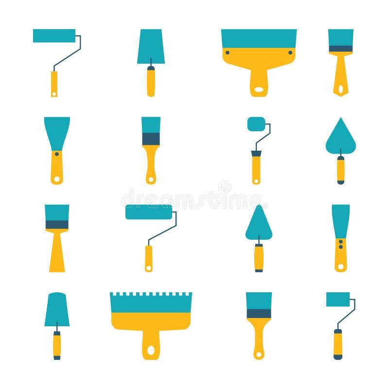 套工具,传染媒介例证象  向量例证