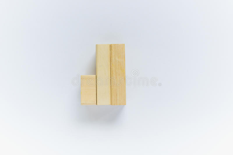 套木板材 免版税库存照片