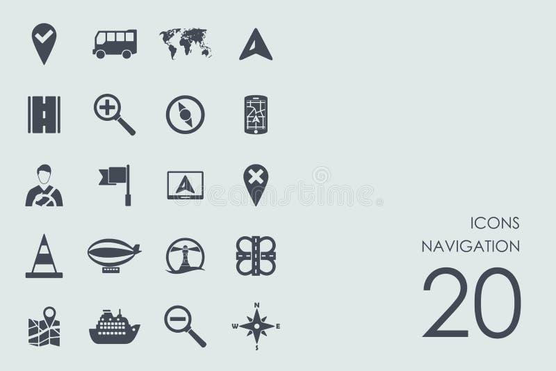 Download 套航海象 向量例证. 插画 包括有 现代, 全球, 指南针, 图象, 收集, 地点, 地标, 想法, 标签 - 72350695