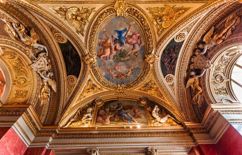 奥地利公寓的安妮,巴黎,法国 免版税库存照片