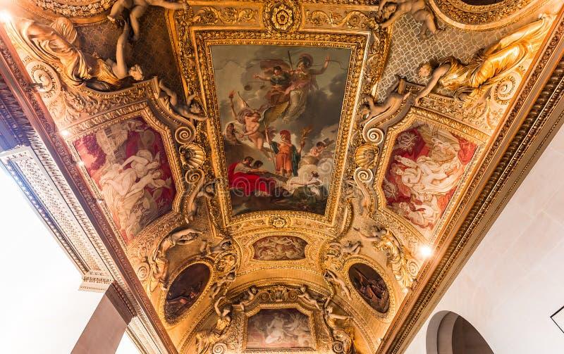 奥地利公寓的安妮,巴黎,法国 库存照片