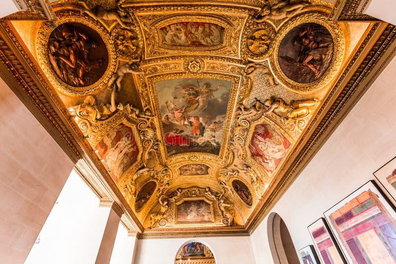 奥地利公寓的安妮,巴黎,法国 库存图片