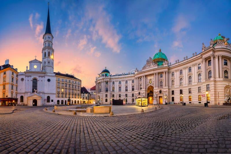 奥地利维也纳 免版税库存图片