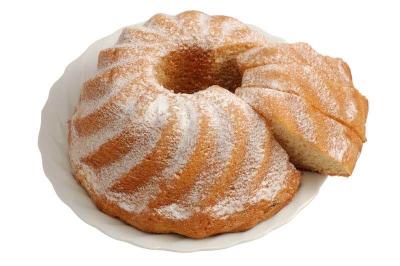 奥地利蛋糕专长 免版税图库摄影