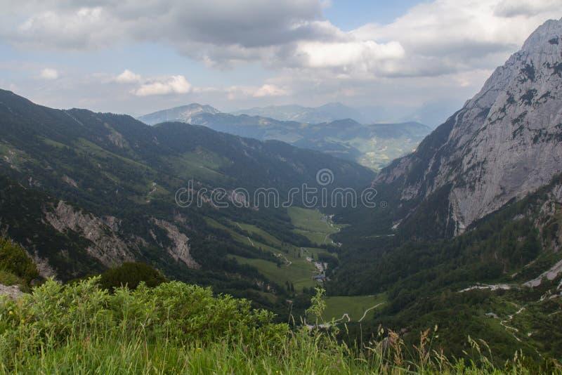 奥地利高涨 免版税图库摄影