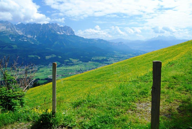 奥地利 免版税库存图片