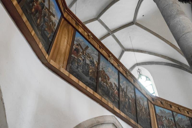 奥地利hallstatt 图库摄影