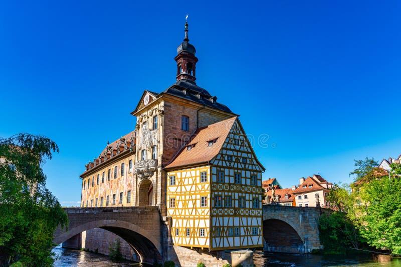 奥尔德敦琥珀霍尔在巴伐利亚德国 免版税库存照片