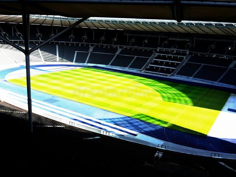 奥林匹亚体育场 库存图片