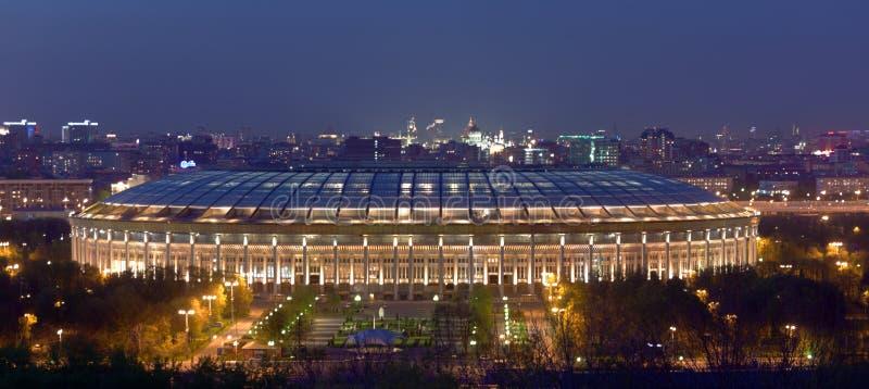 奥林匹克体育场Luzhniki 库存照片