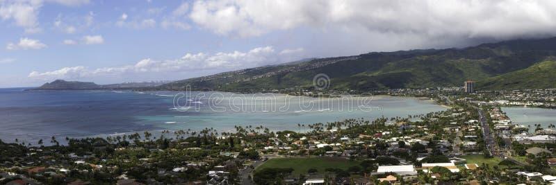 奥阿胡岛的夏威夷夏威夷Kai 库存图片