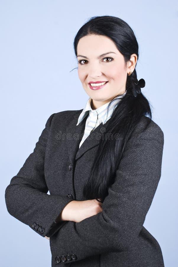 女商人 库存照片
